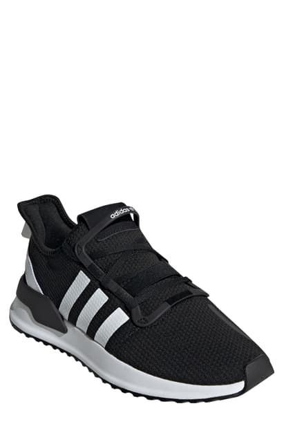 wholesale dealer 088a0 65bd7 Adidas Originals Adidas Men s U Path Run Casual Sneakers From Finish Line  In Core Black