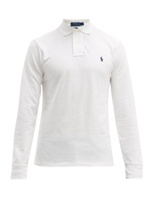 Ralph Polo Long Lauren Sleeve Shirt sxrdChBotQ
