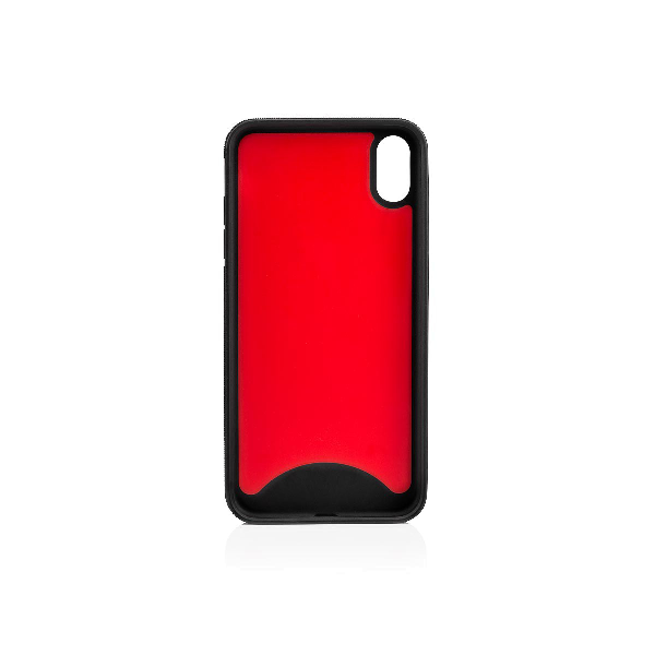 big sale 56eee 573e3 Loubiphone Embossed Pvc Iphone X And Xs Case in Red
