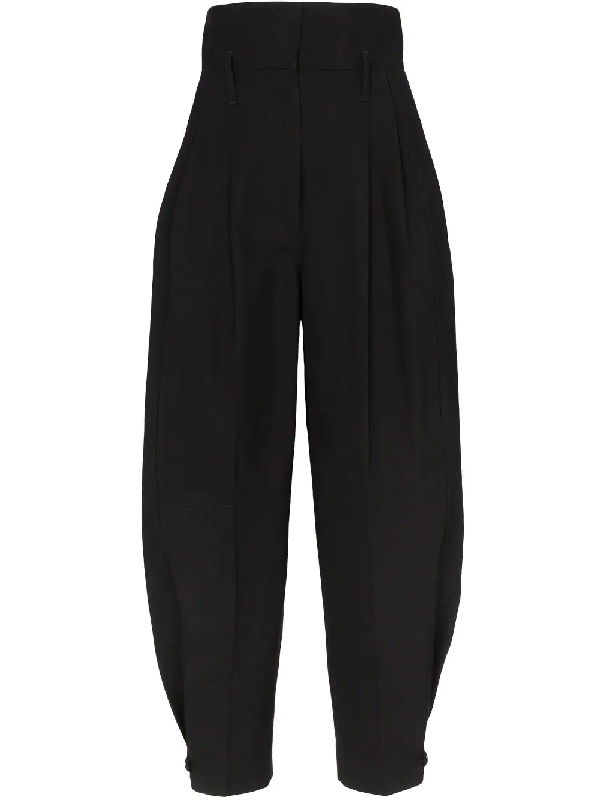 Givenchy Taillierte Cropped-Hose - Schwarz In Black