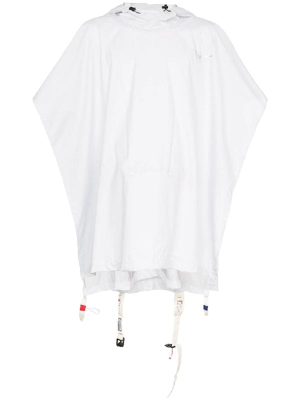 busca lo último tienda oficial nueva temporada Nike Tom Sachs X Craft Exploding Poncho - White   ModeSens