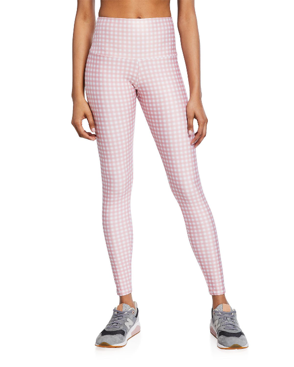 Onzie Gingham Leggings