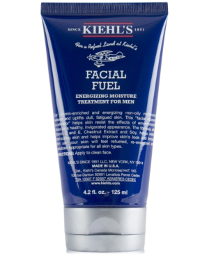 Kiehl's Since 1851 Facial Fuel Daily Energizing Moisture Treatment For Men, 4.2 Oz. In 4.2 Fl Oz/