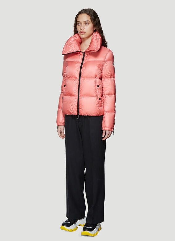 dad0d4056 Bandama Padded Down Jacket In Pink