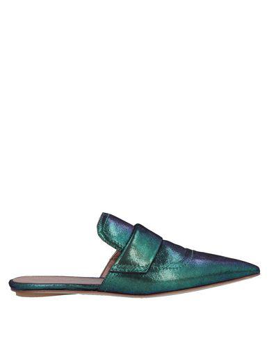 Marni Slippers In Green