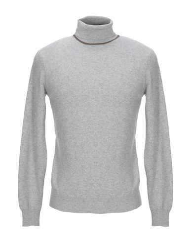 Cashmere Blend In Light Grey