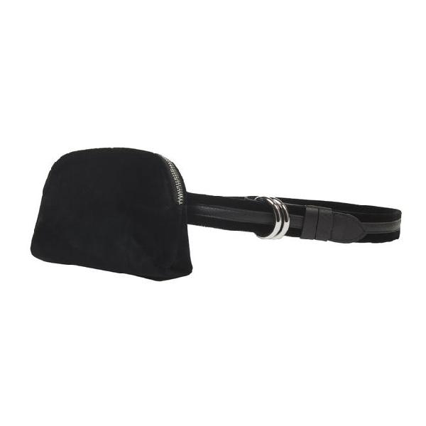Meli Melo Bumbag Black Velvet