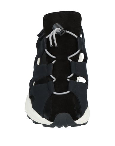 Off-White Sandals In Black