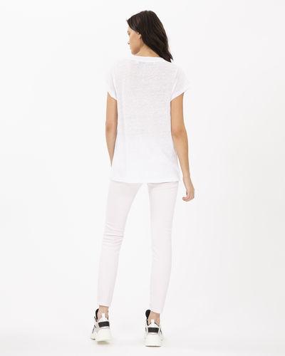 Iro Palmy T-Shirt In White
