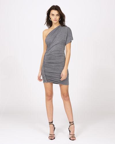 Iro Swift Dress In Grey