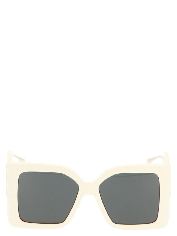 GUCCI GUCCI EYEWEAR SQUARE SUNGLASSES