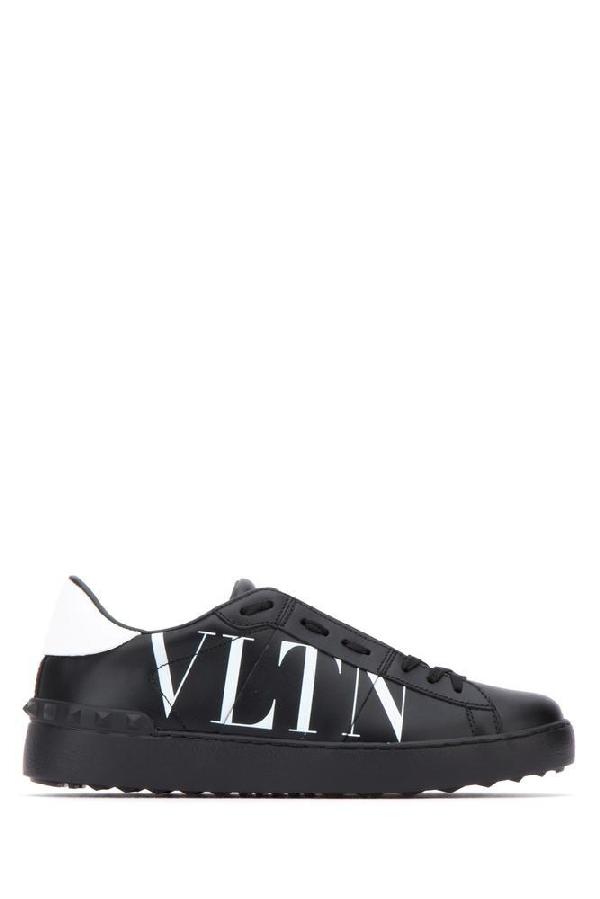 Valentino 'open' sneakersSchwarz Garavani Vltn on Slip 0k8wNOnPX