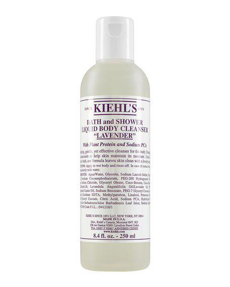 Kiehl's Since 1851 1851 Bath & Shower Liquid Body Cleanser In Lavender 8.4 Oz.