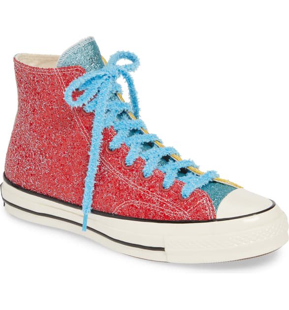 6e53184d2ac0 Converse X Jw Anderson Chuck Taylor All Star 70 High Top Sneaker In  Barbados Cherry/