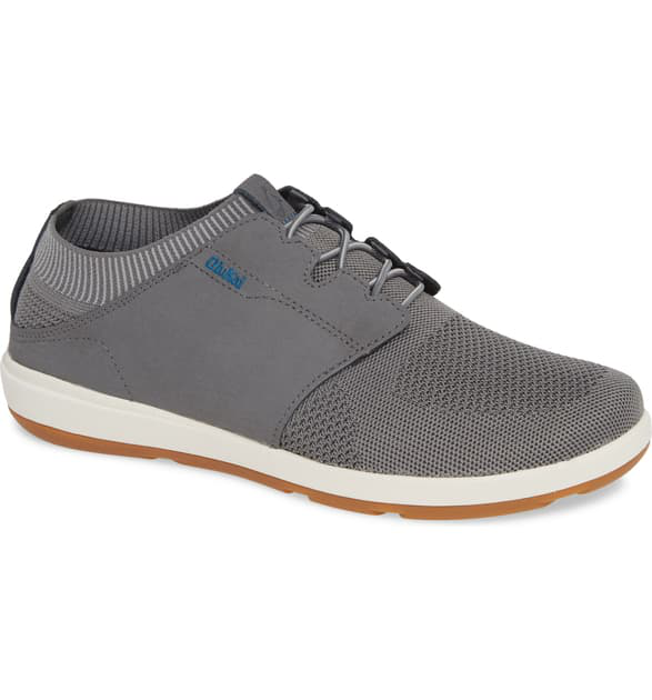 Makia Ulana Charcoal Men's Sneakers In Kai CrBodxe