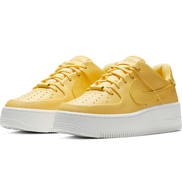 air force 1 low gialle