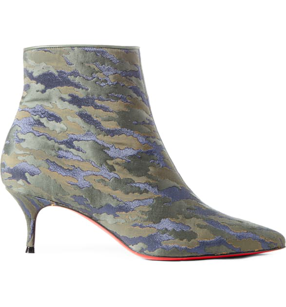 28444d09503 So Kate Camo Pointy Toe Bootie in Vosges Camo