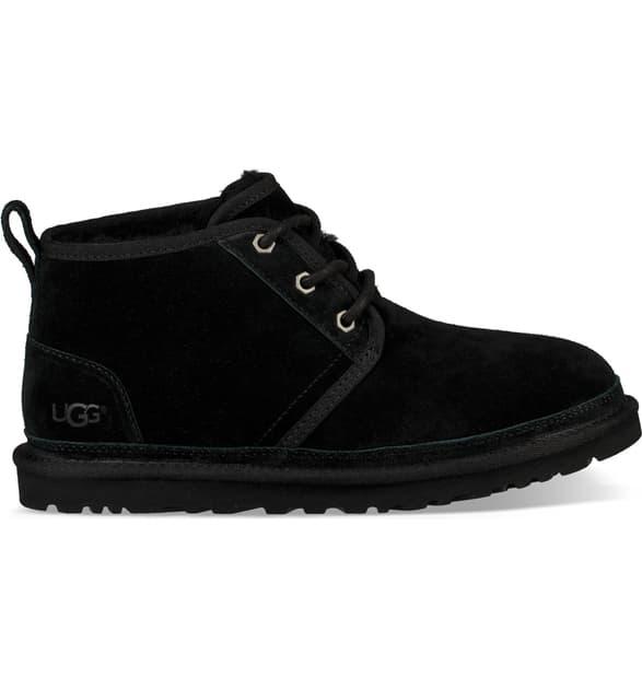 8915b3cd27c Ugg Neumel Boot in Black Suede