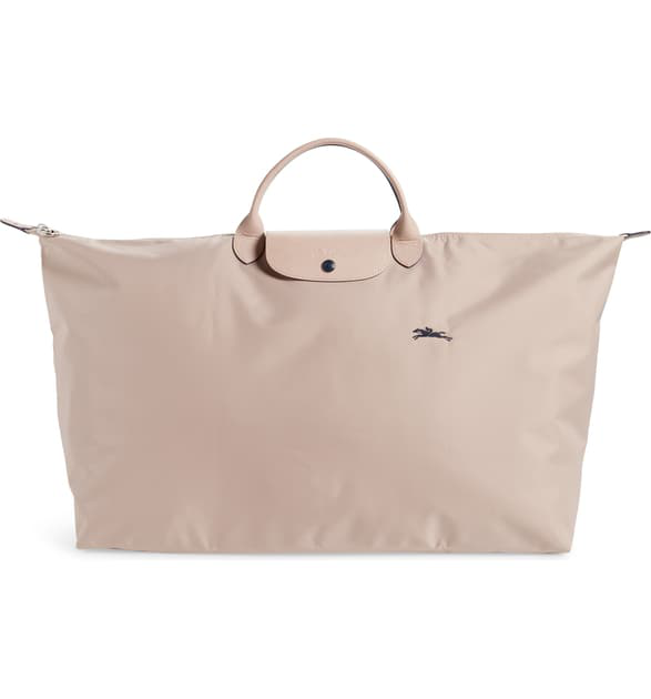Extra Large Le Pliage Club Travel Tote In Hawthorn