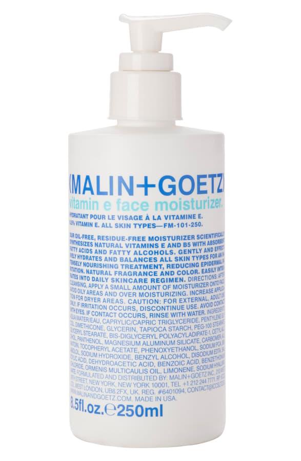 Malin + Goetz Malin+Goetz Vitamin E Face Moisturizer Pump