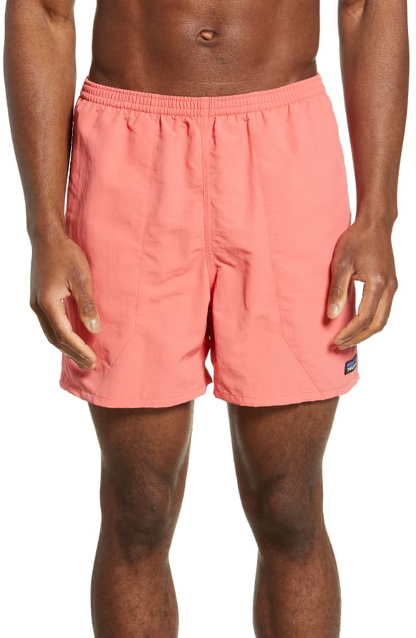 c3c65c01f2abaa Patagonia Baggies 5-Inch Swim Trunks In Spiced Coral   ModeSens