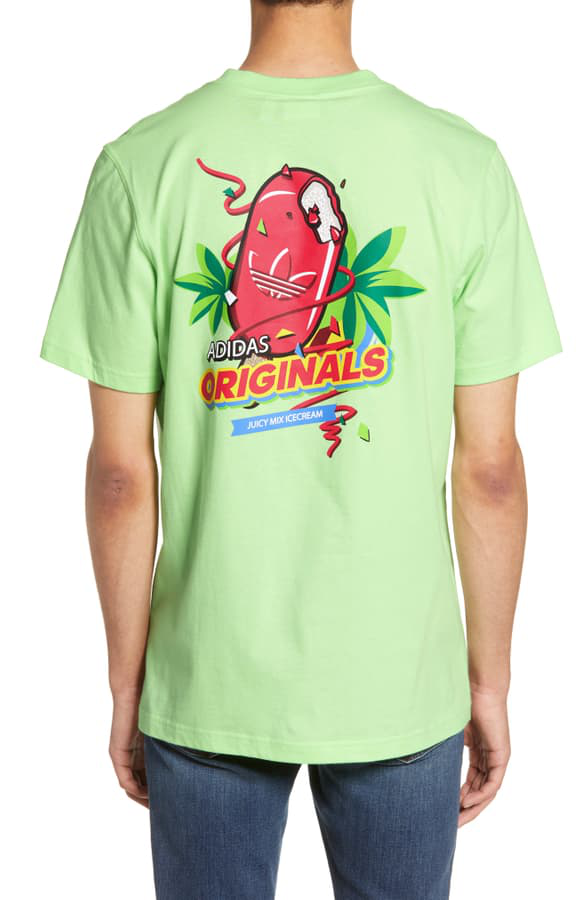 adidas ice cream shirt