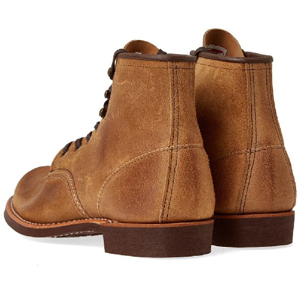 b8618a9aa59 Red Wing 3344 Heritage Work 6 Blacksmith Boot in Brown