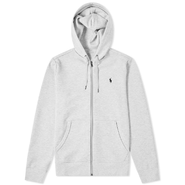 Zip Fleece Double Tech Knit Polo Neutrals In Lauren Ralph Hoody shQtBxdrC