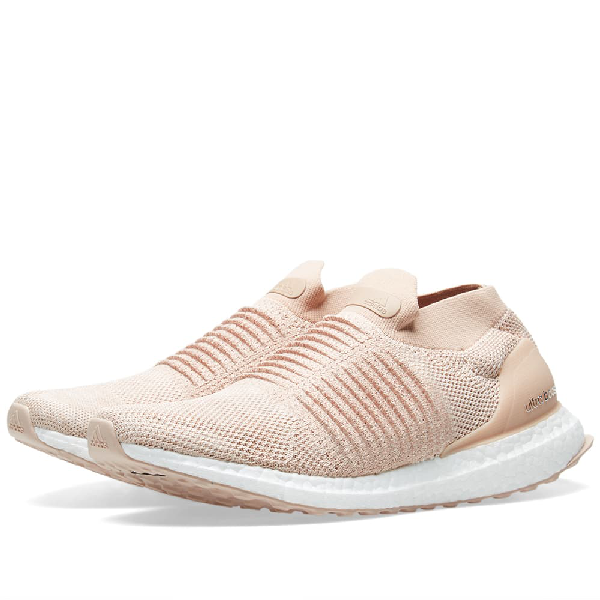 buy online 24f46 52e16 Adidas Ultra Boost Laceless W in Pink