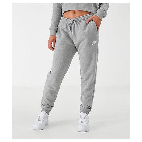 nike sweats grey