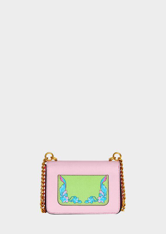 65f973d57f Small Technicolor Baroque Print Icon Bag