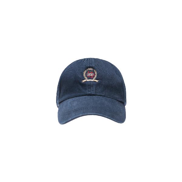fabe027b Kith X Tommy Hilfiger Crest Cap Navy | ModeSens