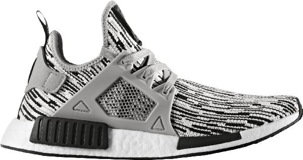 Pre Owned Adidas Originals Adidas Nmd Xr1 Glitch Camo Oreo In Core
