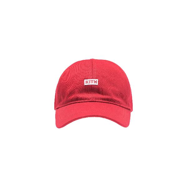 7a996e04 Kith X Coca-Cola Classic Logo Cap Red | ModeSens