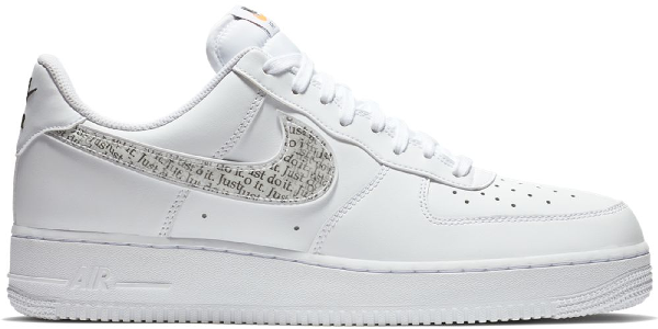 nike air force 1 low just