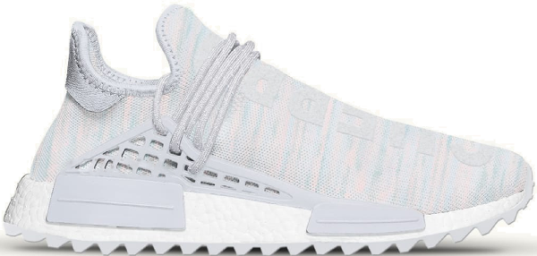 huge inventory c644f 87f25 Human Race Nmd Pharrell X Bbc Cotton Candy in Multi-Color/Multi-Color