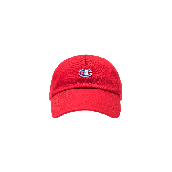 2186303d Kith Champion C Patch Hat Red | ModeSens