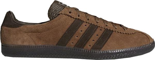 vino energía transmitir  Pre-Owned Adidas Originals Adidas Spezial Padiham Brown In Brown ...