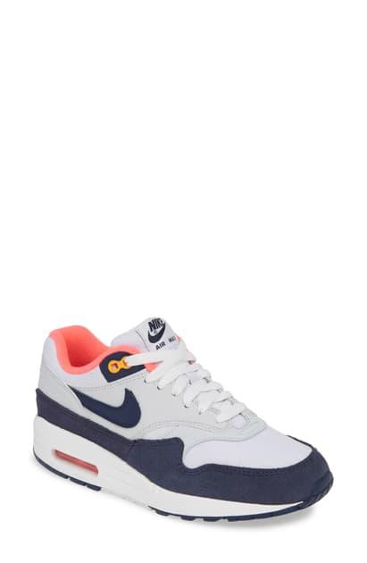 Nd White Midnight Max Sneaker Air 1 In Navy 3R54jALq