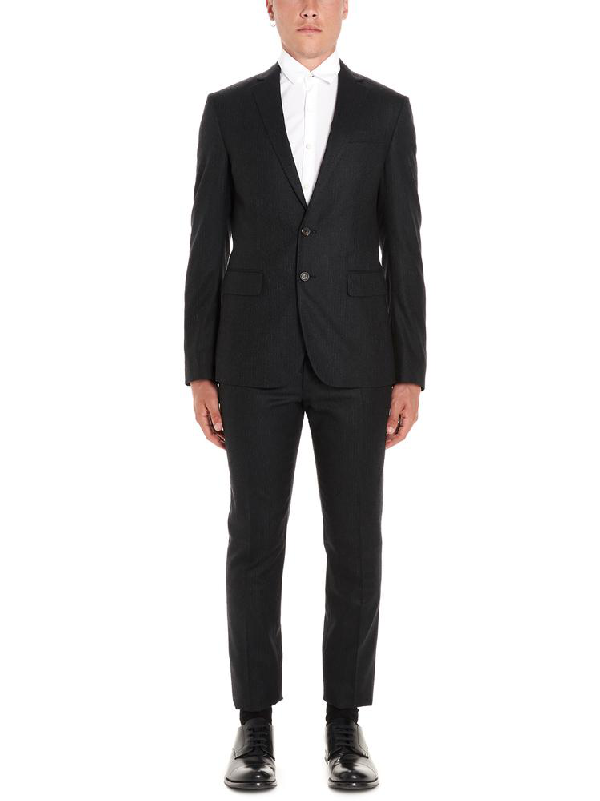 Dsquared2 Two Piece Suit In Grey