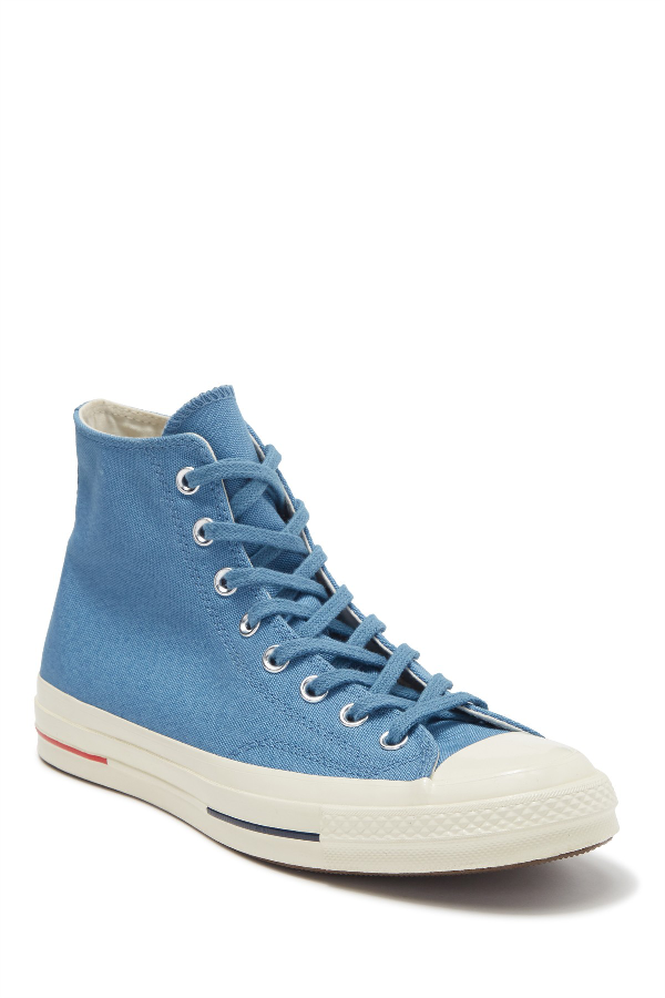 Converse Chuck Taylor 70 High Top Sneaker (Unisex) In Aegean Storm/Gy