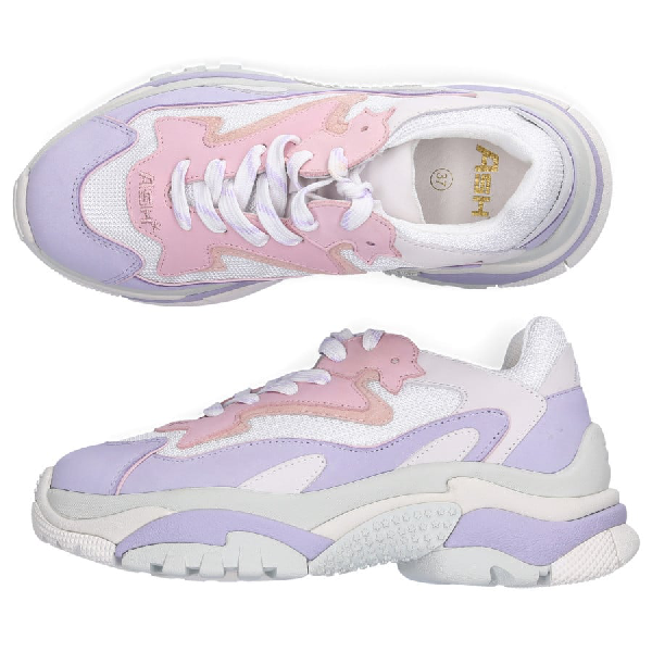 ASH Womens Addict Bis Sneaker