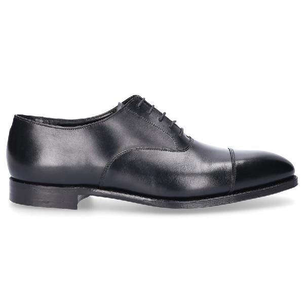 Crockett & Jones Business Shoes Oxford In Black