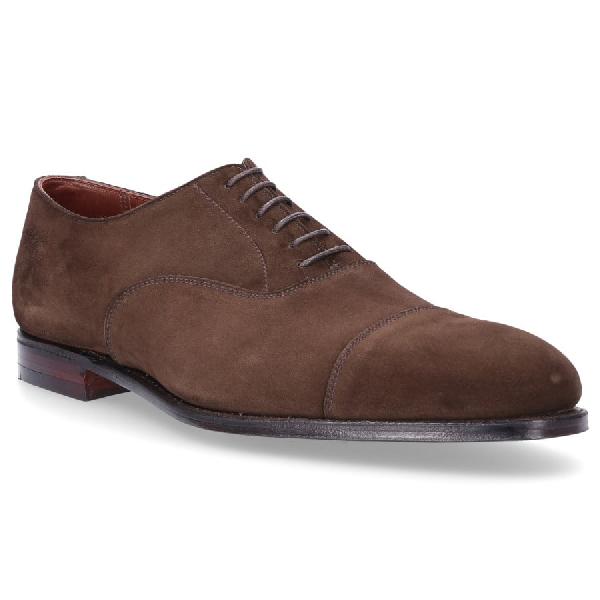 Crockett & Jones Business Shoes Oxford In Brown