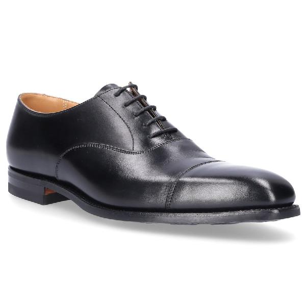 Crockett & Jones Business Shoes Oxford Hallam In Black