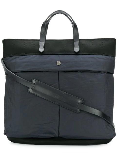 Per Tote Bag In Blue