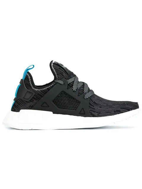 Adidas 'Nmd Xr1 Pk' Sneakers - Black