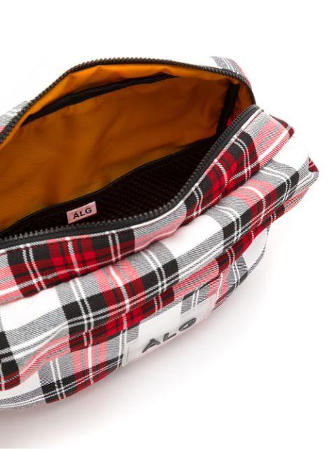 ÀLg X Melissa Checked Belt Bag - Multicolour