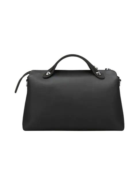 421753ec 'Medium By The Way' Convertible Leather Shoulder Bag - Black