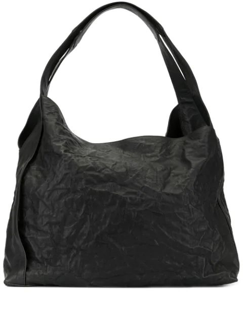 Discord Yohji Yamamoto Profile Medium Tote Bag - Black